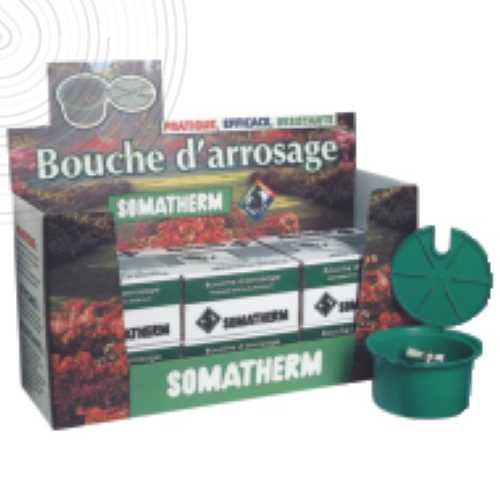 PRESENTOIR 9 BOUCHES ARROSAGE