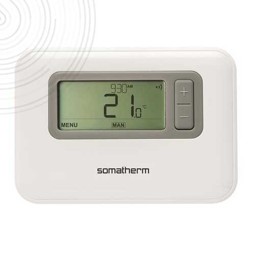 THERMOSTAT PROGRAMMABLE RADIOFRÉQUENCE